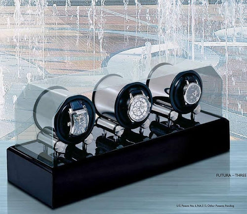 Orbita Futura Triple Watch Winder