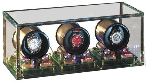 Orbita Tourbillon Triple Watch Winder