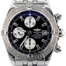 Load image into Gallery viewer, Breitling Chronomat Evolution 44 Stainless Steel A13356 with Box and Papers