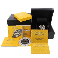 Load image into Gallery viewer, Breitling Navitimer Steel Automatic Mens Watch A23322 Box-Papers MINT