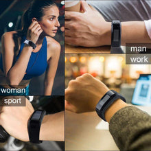Load image into Gallery viewer, kitway Compatible Garmin Vivosmart HR Strap Band, Accessories Adjustable Soft Si