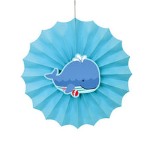 Load image into Gallery viewer, Sea Pals Paper Fan Decoration