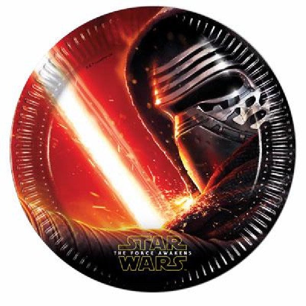 Star Wars Party Plates 8pk