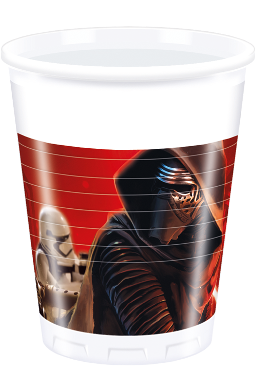 Star Wars Plastic Party Cups 8pk