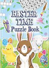 Load image into Gallery viewer, Easter Colouring Puzzle Book