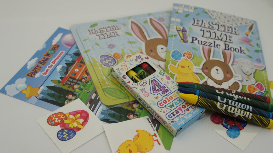 2 x Easter Activity Pack for Children, Off School Fun