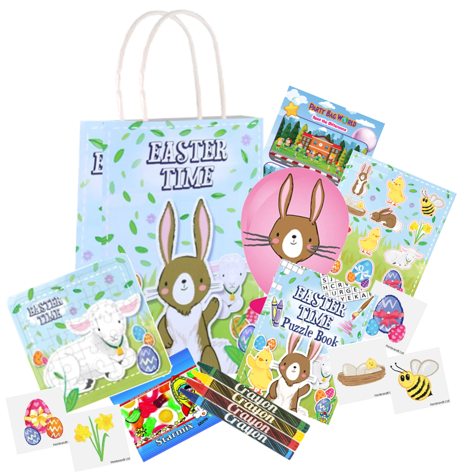 The Perfect Easter Activity Party Bag