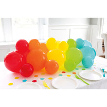 Load image into Gallery viewer, Rainbow Balloon Centre Piece