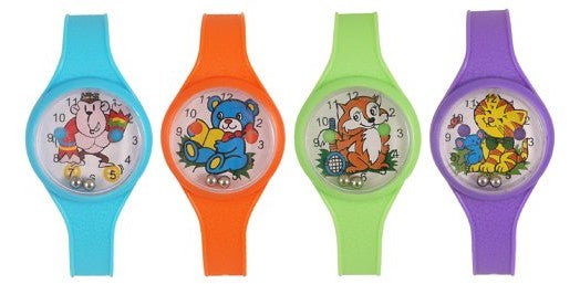 Toy Puzzle Watch