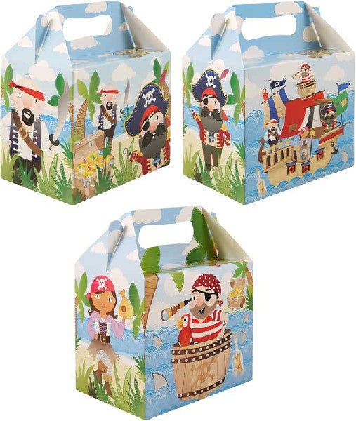 Pirate Themed Lunch Box