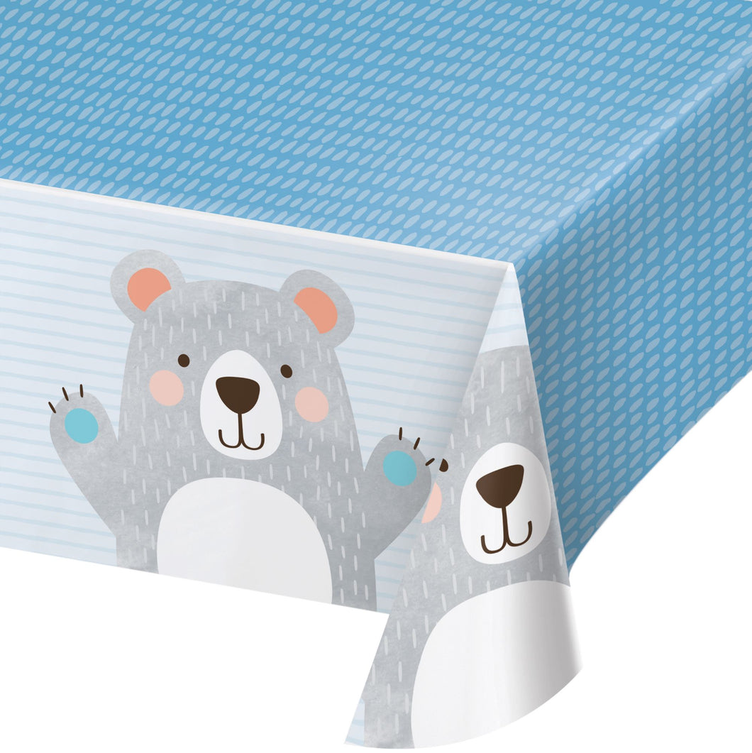 Birthday Bear Table Cover