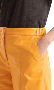 Shorts aus Fun-Nappa