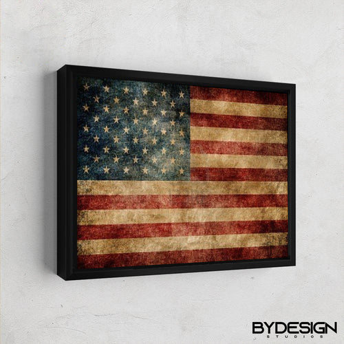 USA Gallery Canvas Wall Art - By Design Studios