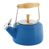 Enamel-on-Steel Sven Teakettle 1.4 Quarts in blue