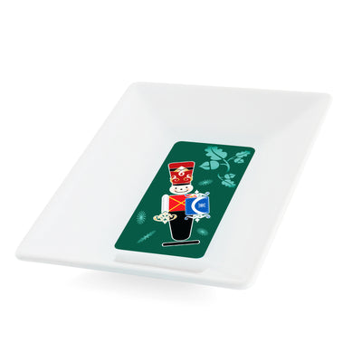nutcracker party plate individual
