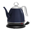 navy blue mia electric water kettle