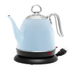 light blue mia electric water kettle