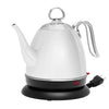 white mia electric water kettle