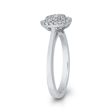 Load image into Gallery viewer, 10K White Gold 1/3 Ct Diamond Fashion Ring