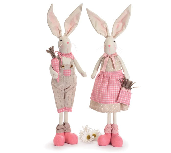 Standing Bunny Couple