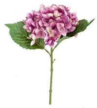 Load image into Gallery viewer, Hydrangea Pick 13""