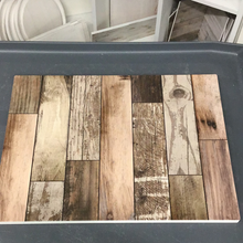 Load image into Gallery viewer, Light Faux Wood Plaque