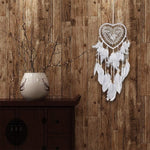 Handmade Dream Catcher Wind Chimes Home Hanging Craft Gift Dreamcatcher Ornament Car Hanging Bedroom Decoration atrapasueños