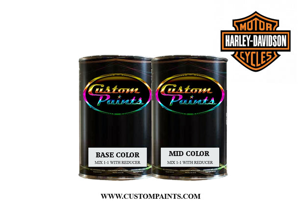 Harley Davidson: Dark Cherry - Paint code 61273