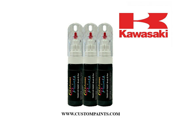 Kawasaki: Alpine White - Paint code 4