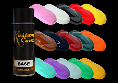 12oz Kustom Canz Base Colors Kit