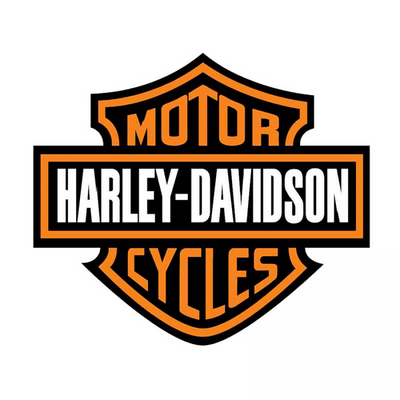 Harley Davidson: Mirage Orange - Paint EX60783