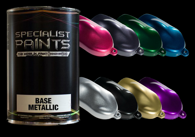 Base Metallic Colors