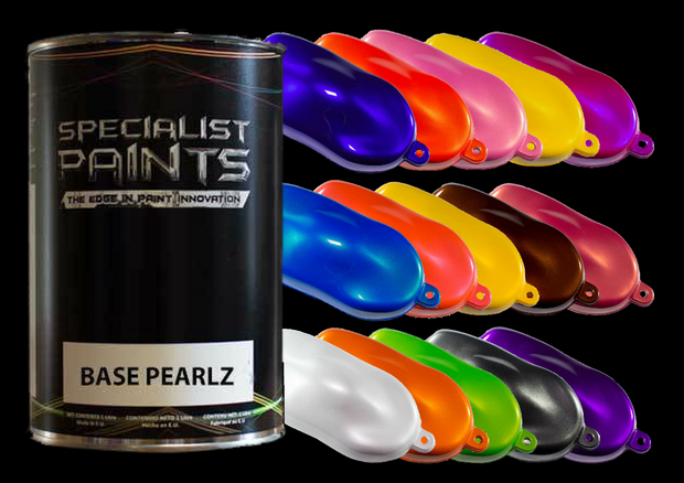 Base Pearlz Colors