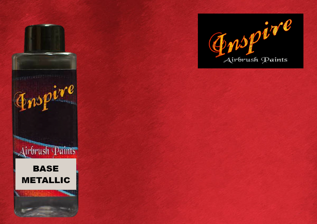 Inspire Red Base Metallic Inspire Paint