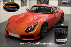 TVR Chameleon Orange