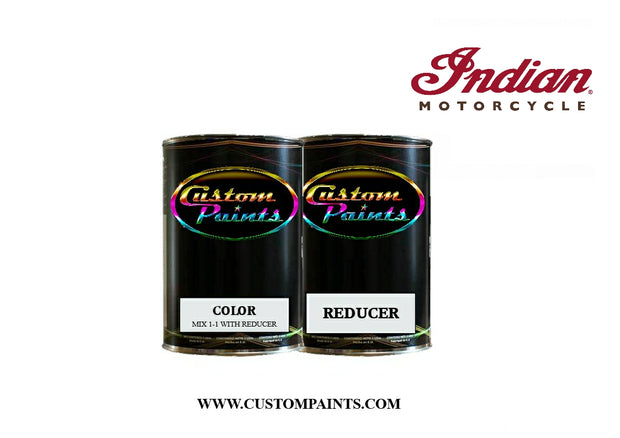 Indian: Thunder Black - Paint code 937549