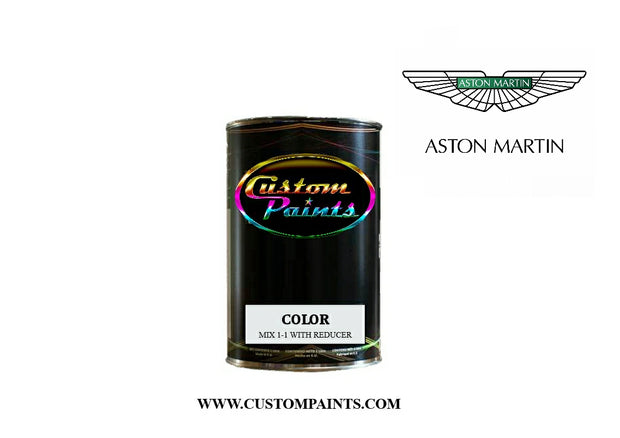 Aston Martin: Midnight Blue - Paint code 1341