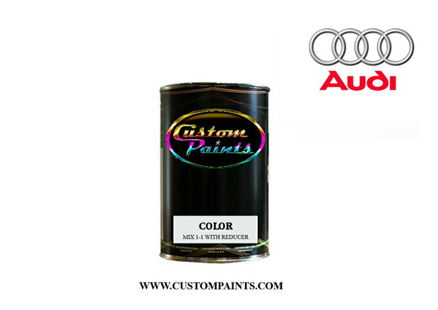 Audi: Dynamite Red - Paint code LY3N
