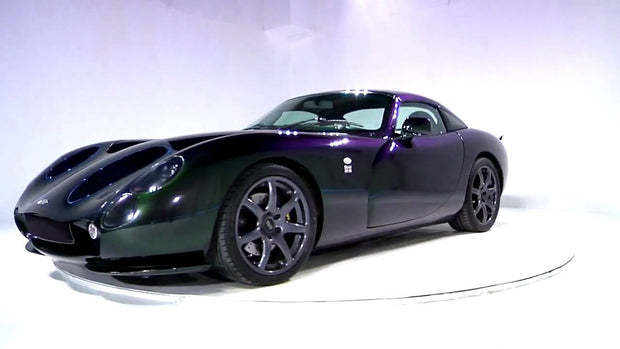 TVR: Reflex Charcoal - TVR 0015
