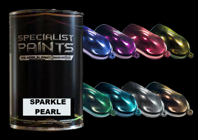 Sparkle Pearl Colors