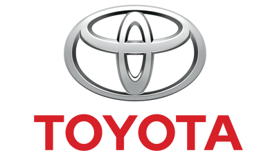 Toyota: Black Matte Metallic - Paint code 11BK08