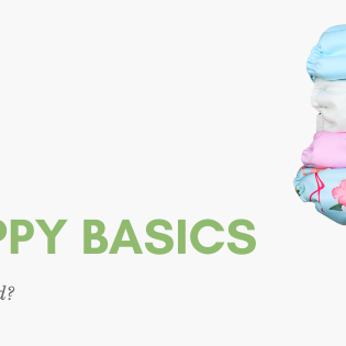 Cloth Nappy Basics, What's What