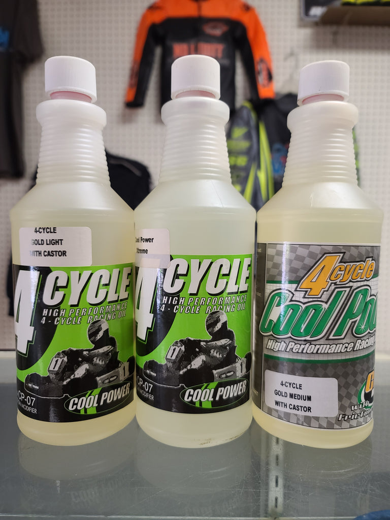Cool Power Gold Racing Oil