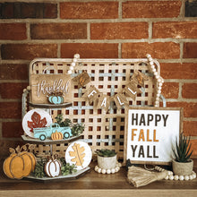 Load image into Gallery viewer, Get DIY to your door. Monthly Craft subscription Boxes with everything you need to create Pinterest worthy décor. The Collective Crate DIY Craft Subscription Box.