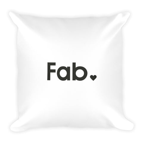 Fab Pillowtalk