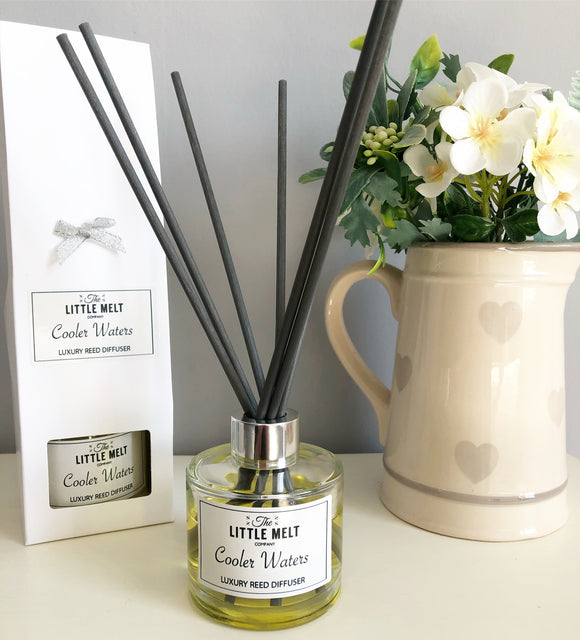 Cooler Waters Reed Diffuser