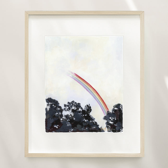 After The Storm Limited Edition Art Print