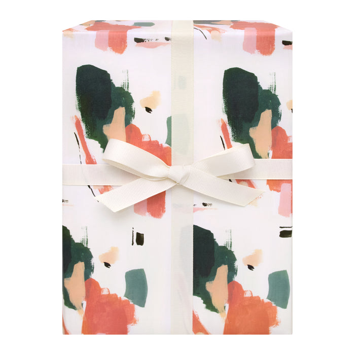 Burnt Sienna Gift Wrap