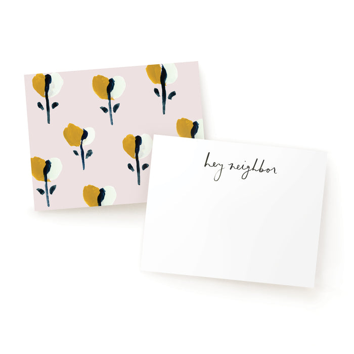 SALE - Neighborly Notes - Blossom