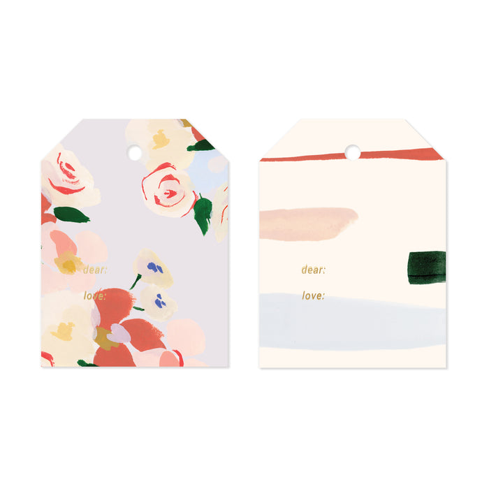 Spring Everyday Gift Tag Set